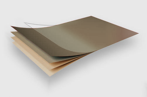 laminate bonding for sheet materials